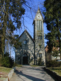 Martin-Luther-Kirche in Wört