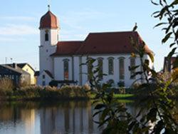 St. Nikolaus Kirche in Wört