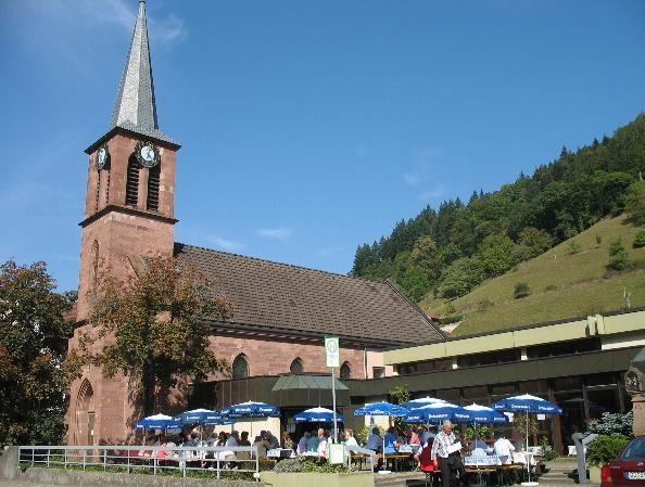 GEmeindefest der ev. Kirchengemeinde