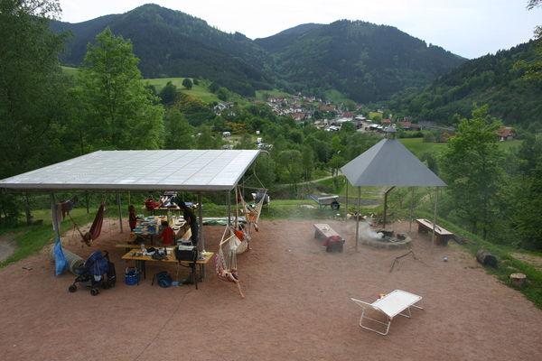 Grillplatz am Biesle Halbmeil