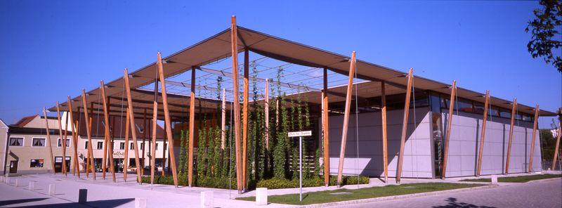 Deutsches Hopfenmuseum in Wolnzach