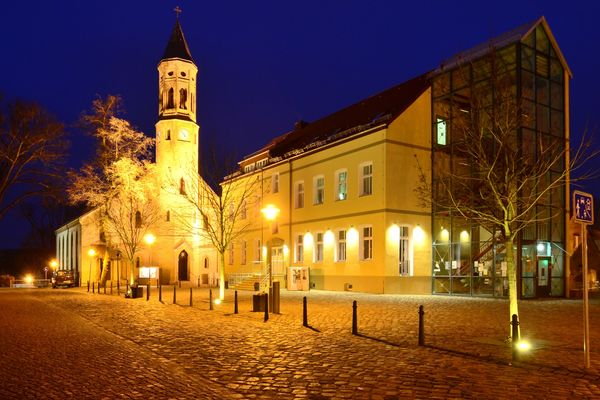 Alte Schule Woltersdorf, Foto: Mathias Braesel