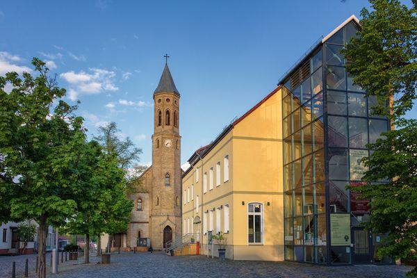 St. Michael Kirche Woltersdorf, Foto: Florian Läufer