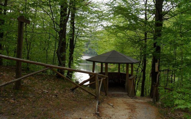 """3. Etappe """"Oderlandweg"""":  Wölsickendorf - Wriezen"""