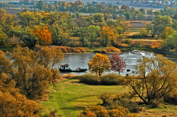 Oder, Foto: TV Seenland Oder- Spree