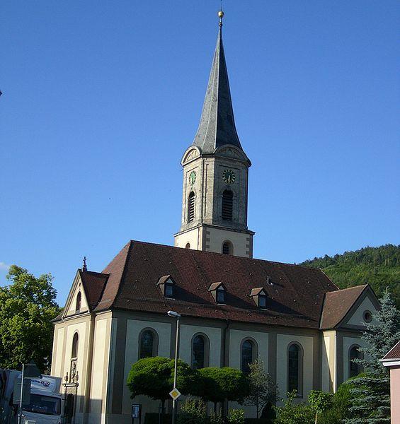Wurmlingen, St. Galluskirche