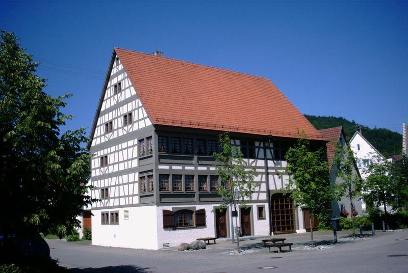 Vogtey in Wurmlingen