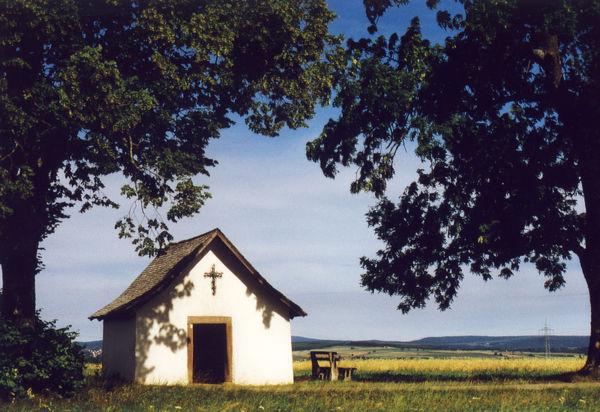 Bildhaus zwischen Ewattingen und Lembach