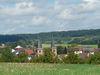 Blick über Zaisenhausen