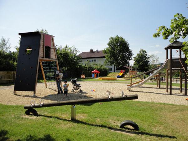 Erlebnisspielplatz am Kellerberg