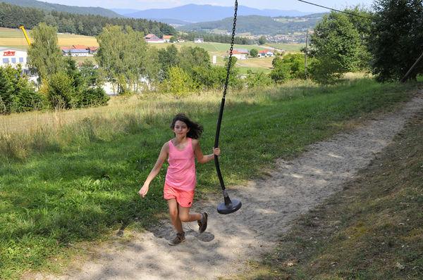 Natur- und Erlebnispfad am Kellerberg