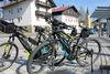 Gemeinsam mit dem Hotel Früchtl bietet der Touristikverein Zandt E-Bikes zum Verleih an