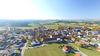 Blick über den Ferienort Zandt im Bayerischen Wald