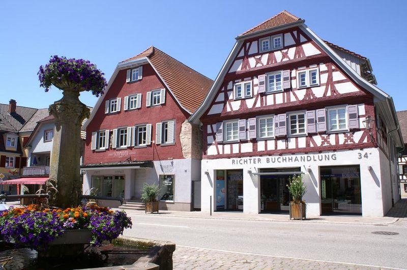 Altstadt - Zell am Harmersbach