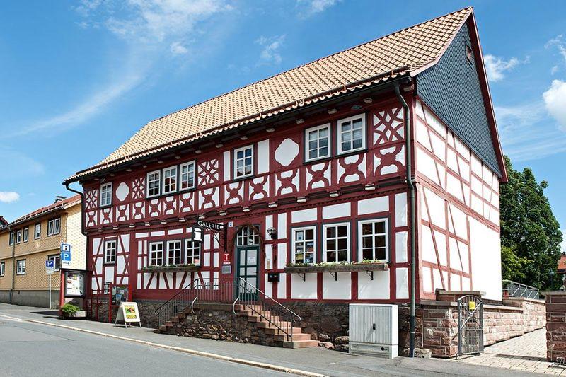 Bürgerhaus in Zella-Mehlis