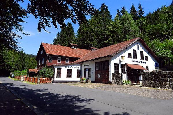 Technisches Museum Gesenkschmiede