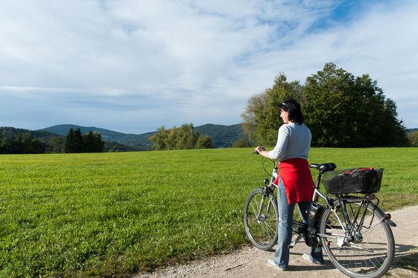 Landhotel Neuhof - Herrliche Ausblicke in den Bayerischen Wald genießen