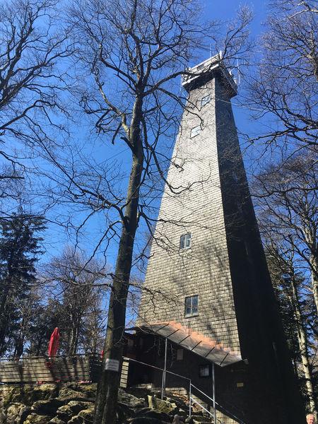 Aussichtstturm mit Turmstüberl