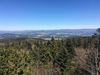 Wunderbarer Panoramaausblick vom Aussichtsturm