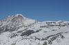 Der Alphubel mit seiner flachen Gipfelerhebung zeigt – verglichen mit den benachbarten Bergen – eine atypische Bergform.