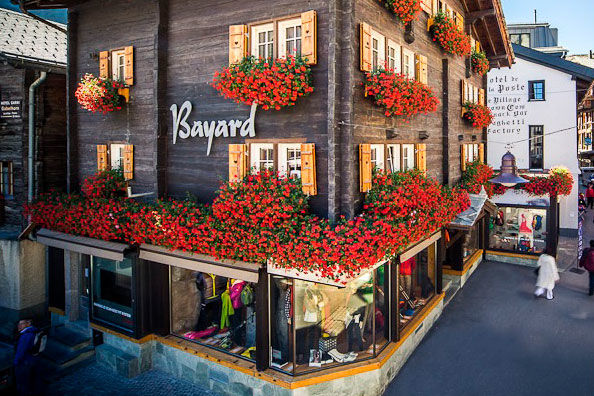 Bayard Sport + Fashion has sportswear and sports equipment on four floors.