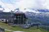From the Blauherd mountain station, take the aerial tramway up to the Rothorn.