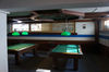 Country Bar, Zermatt: Paradise for pool and billiards.