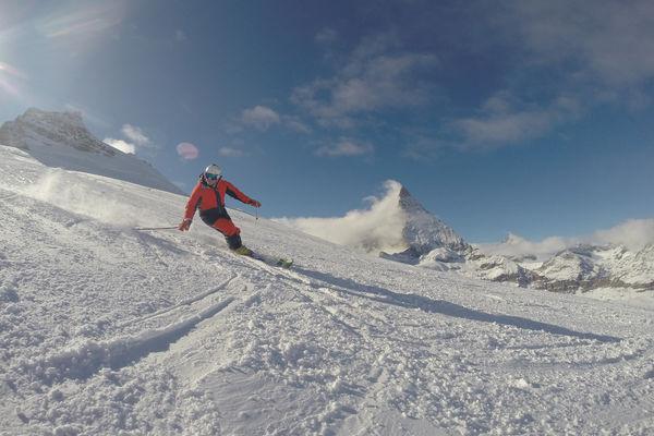 Ski Instructor Evolution Ski School