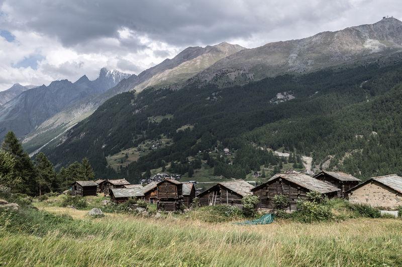 Klettersteig Zermatt : Die gornerschlucht der etwas andere klettersteig in zermatt