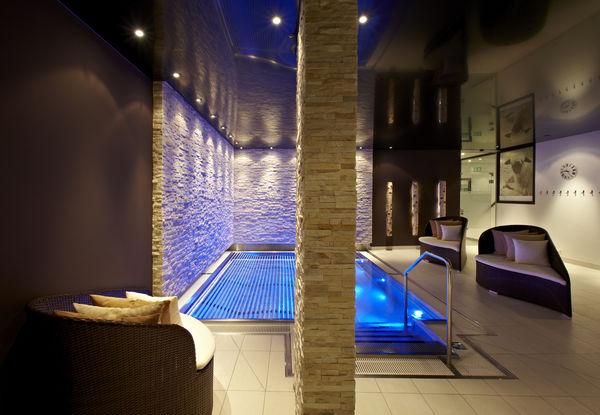 Mystische Ruhe für nachhaltige Entspannung: Spa im Hotel Europe, Zermatt.