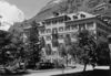 The Monte Rosa Hotel is filled with the history of the first ascent of the Matterhorn.