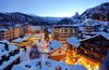 The hotel is located on the Bahnhofstrasse in the centre of Zermatt.