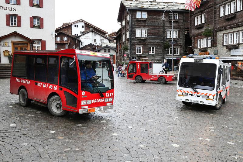 Jumbo Garage Zermatt Schweiz