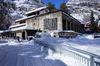 Triftbachhalle Zermatt: hier können sich Kletterfreunde an der Indoor-Kletterwand messen.
