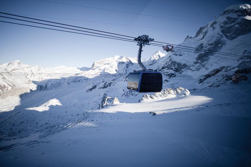 Klein Matterhorn: Highest Peak Station | Zermatt Matterhorn