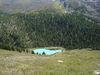 Le Moosjisee est une étape du célèbre chemin des cinq lacs et du chemin Naturweg.