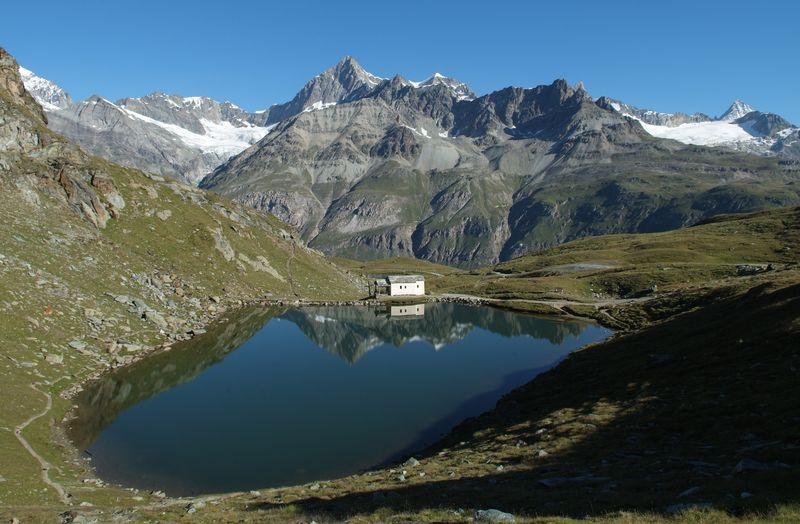 schwarzsee zermatt schweiz