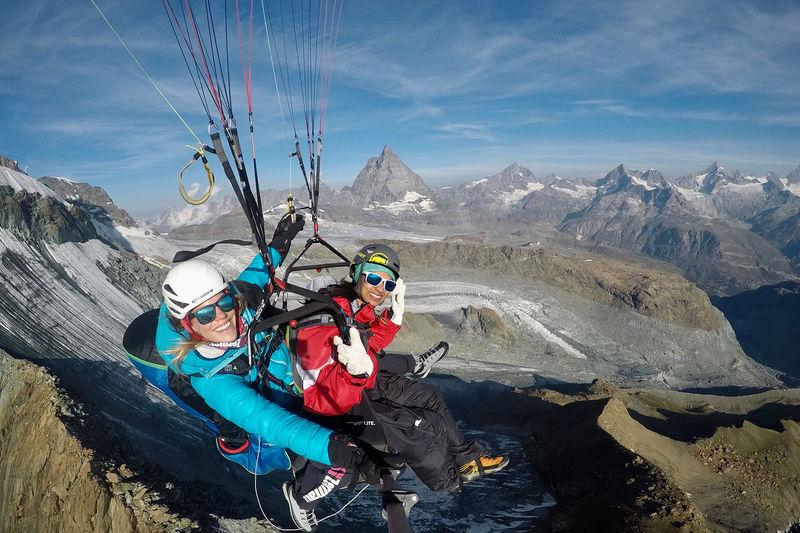 Matterhorn Tandem - Paragliding - Skygirl Paragliding