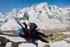 Skygirl Paragliding - Gornergrat