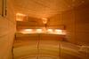 Die Wellness-Umgebung im Spa Hotel Astoria bietet Dampfbad, Sauna und Saunarium.