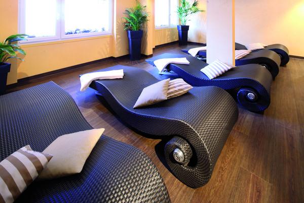 Wellness und Entspannung im Hotel Perren in Zermatt.