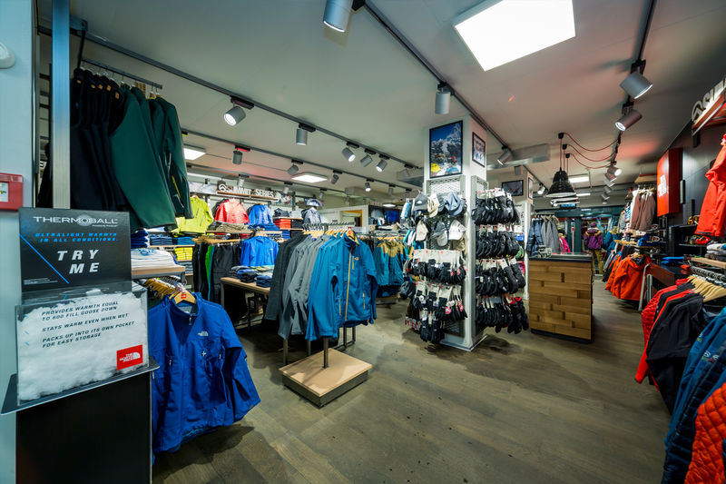 98a8af956 The North Face Store | Zermatt, Switzerland
