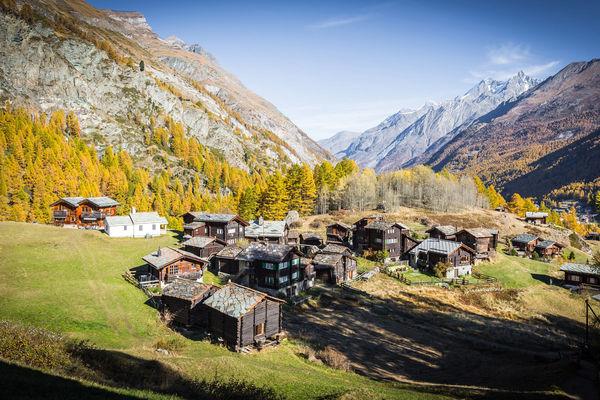Weiler Zum See bei Zermatt