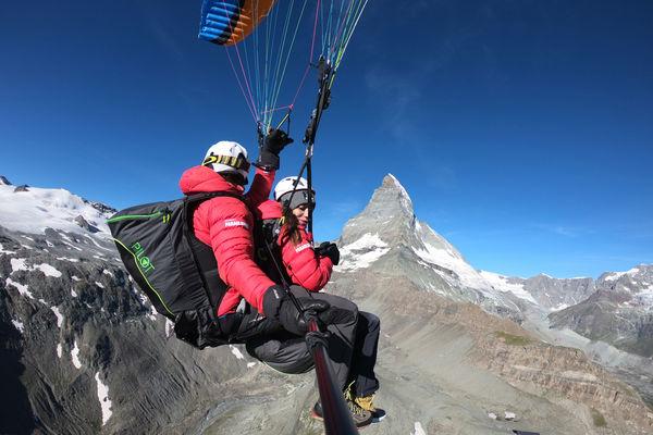 Zermatt Paragliding