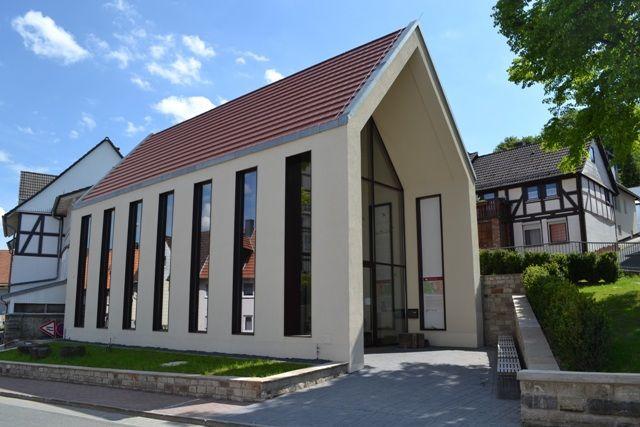 Eco Pfad Kloster Hasungen