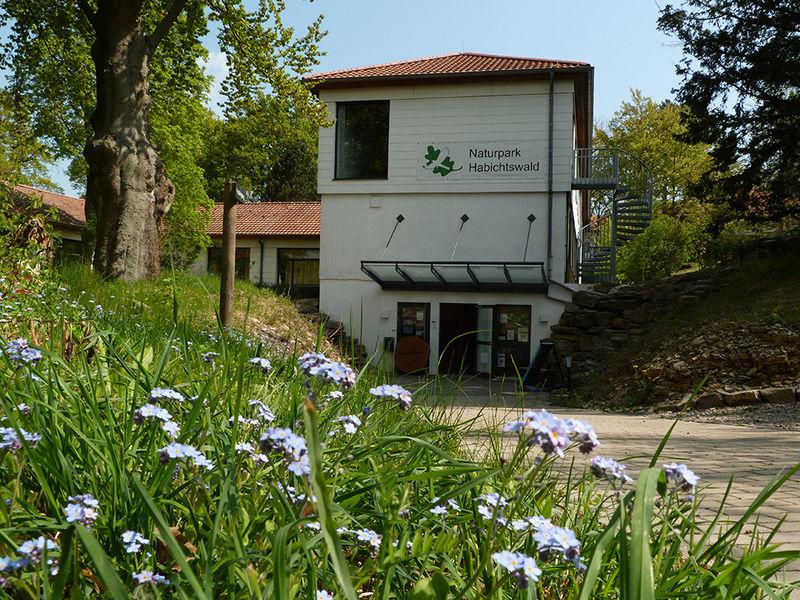 Das Naturparkzentrum Habichtswald