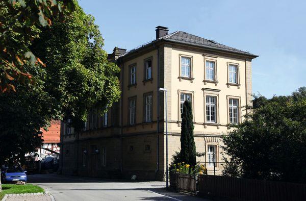 Altes Schulhaus - heutiges Vereinshaus
