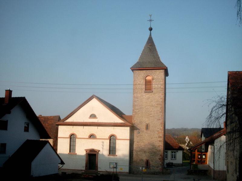 Kath. Kirche St. Sebastian