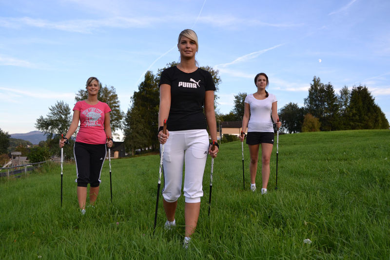 Nordic Walking Parcours in Zwiesel