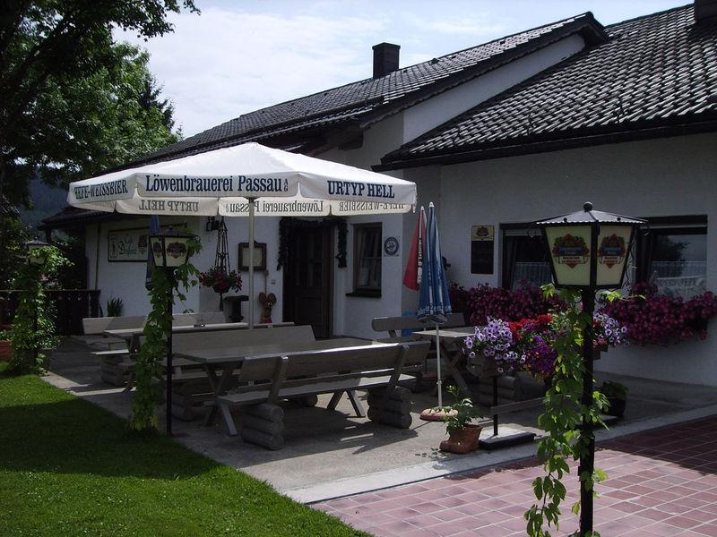 Das Gasthaus-Cafe zum Dorfwirt in Zwiesel